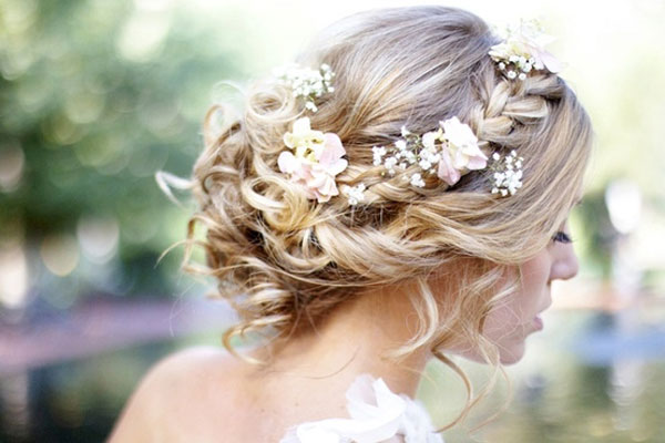 Bridal hair karens hair studio your perfect wedding hair style once found we will take plenty of photographs of your hair and make any notes needed so that it can be recreated on junglespirit Gallery